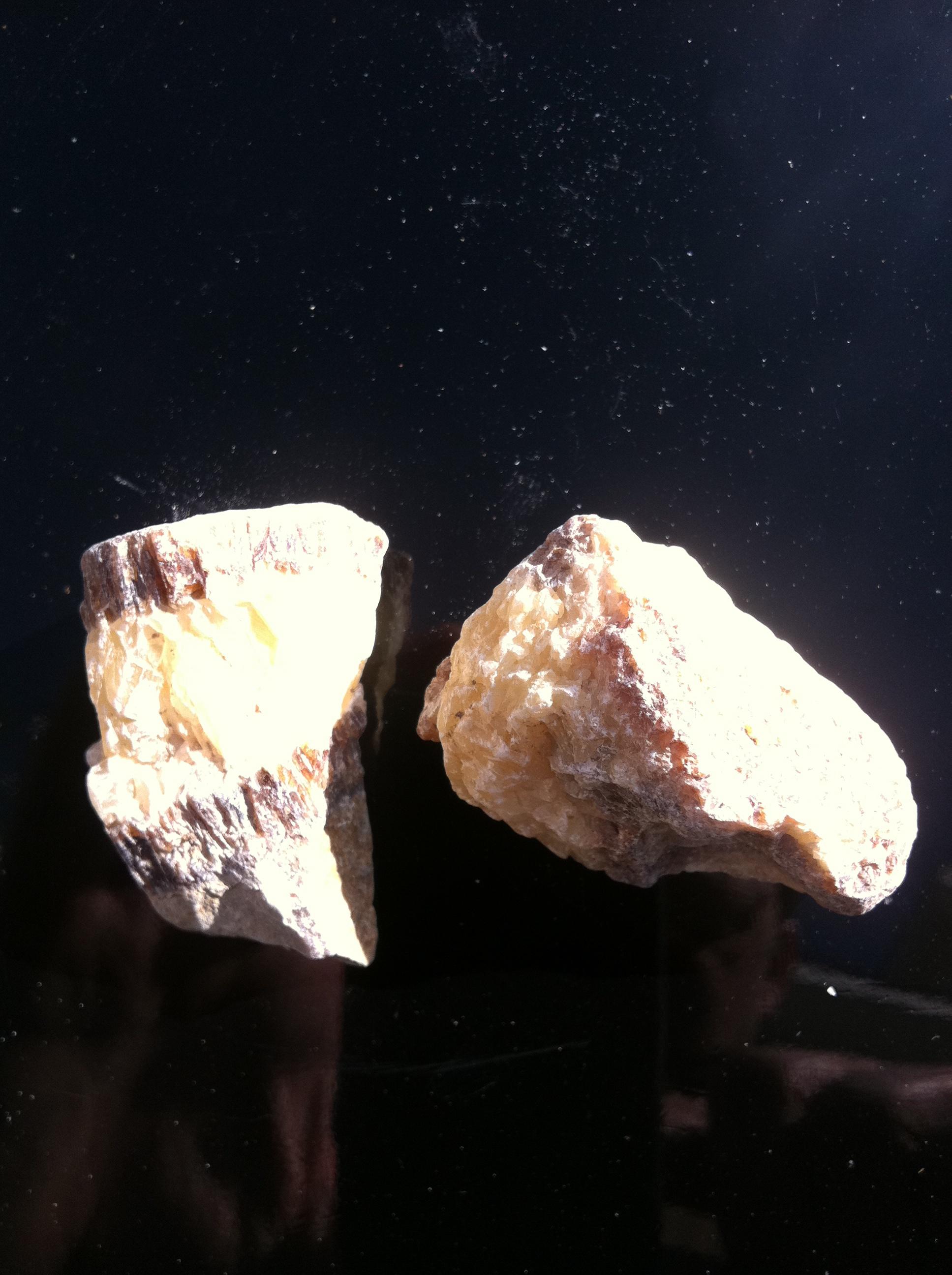 Mixed Calcite